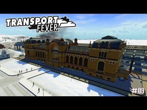 Transport Fever #09 ★ Neuer Hauptbahnhof für Dresden ★ Deutschland I 1890 [Deutsch/HD]