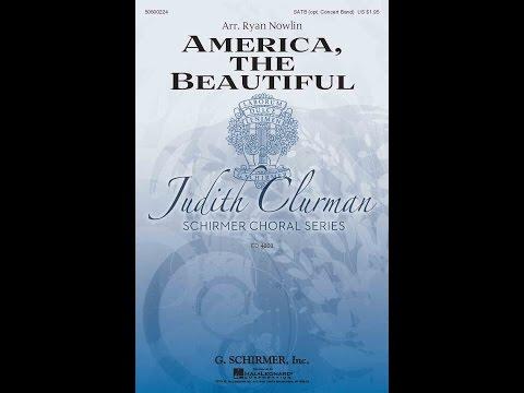 America the Beautiful - Arranged by Ryan Nowlin
