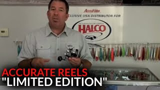 2010 Accurate Limited Edition Reels