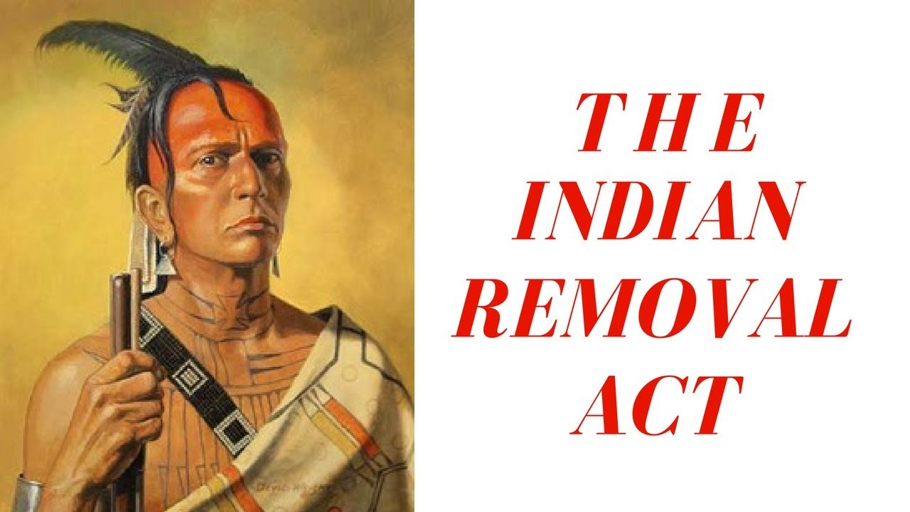 History Brief: Indian Removal