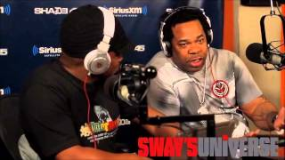 Busta Rhymes Talks About Working With Janet Jackson