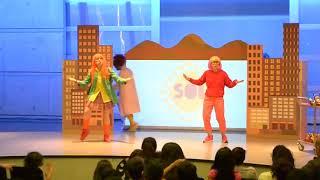 Es el sol, sol - Solaria - Obra de teatro infantil