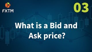 03 What Is Bid Ask - FXTM Learn Forex in 60 Seconds