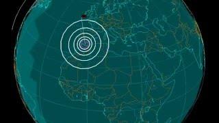 EQ3D ALERT: 1/21/16 - 5.2 magnitude earthquake in the Alboran Sea