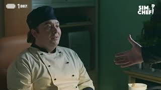 """Mário Redondo em """"Sim, Chef"""" (RTP, 2017)"""