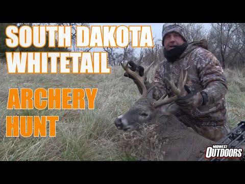 South Dakota Whitetail Archery Hunt