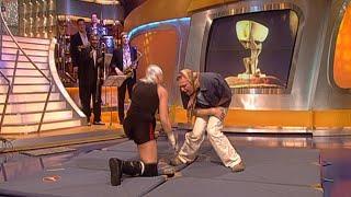 Wrestling - Crazy Sexy Mike vs. Crazy Mama - TV total classic
