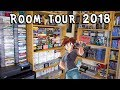MY RETRO GAME ROOM TOUR 2018! 2000+ Games!