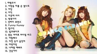 [Kpop] 오렌지캬라멜 히트곡 명곡 모음