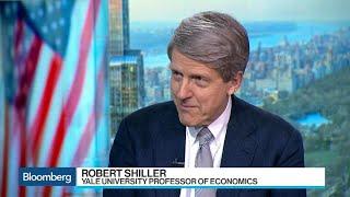 Shiller Says 'Investors in Bitcoin Are Having Fun'