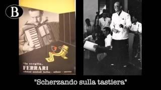 """Pippo Barzizza dirige """"Scherzando sulla tastiera"""" di Francesco Ferrari. Orchestra Cetra, 1943."""