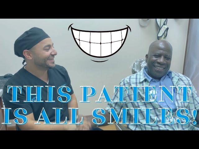 Dr. Roman Satisfies Another Patient!