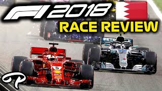 2018 F1 Bahrain GP Reactions & Review - Pitlane Podcast #78