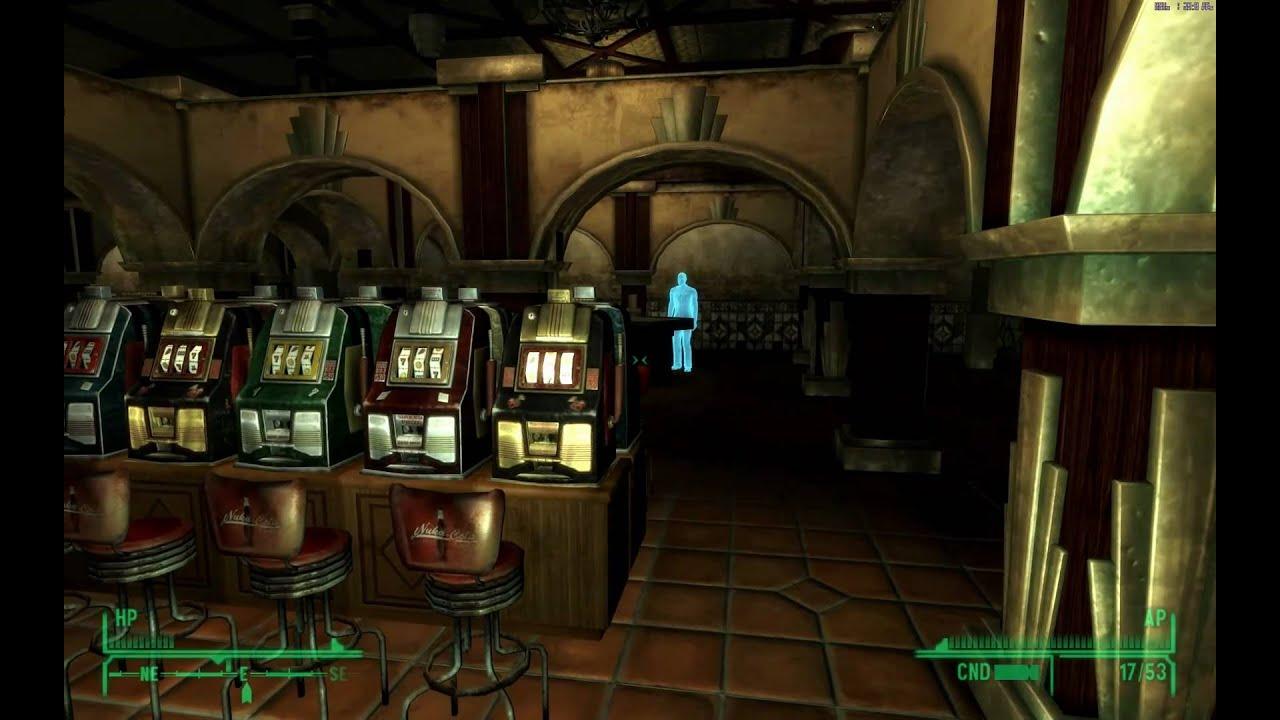 fallout new vegas прохождение казино
