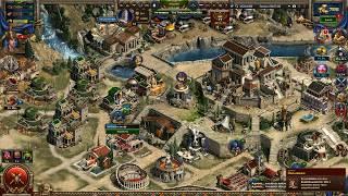 Спарта война империй поход на цели (день 1 видео 2)