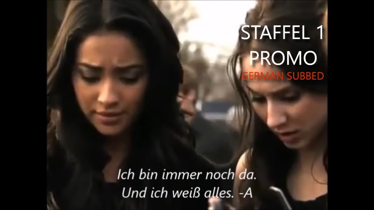 Pretty Little Liars German Subbed