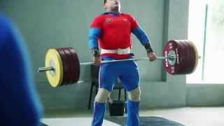 Weightlifting Tribute - Vasiliy Polovnikov