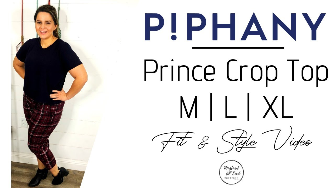 bcd7e6307fde9 Piphany Prince Top Try on   Fit Video! - YouTube