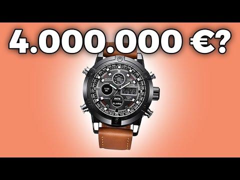 Wie Viel Kostet DIESE Uhr? | Der Preis Ist Nice