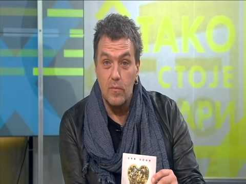 Tako stoje stvari - Intervju - Zvonimir Đukić - Đule Van Gogh - 26.04.