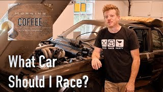 Bill Caswell MC - MC 004: What Car Should I Race?
