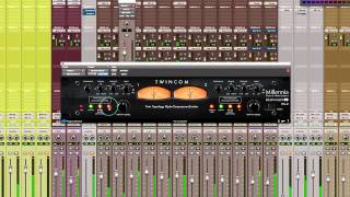 Mixing With Mike Plugin of the Week: brainworx Millennia TCL-2 (TWINCOM)
