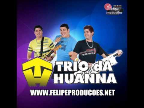 Trio da Huanna l Lapada Lapada l (ao vivo em Iguaí) 2013