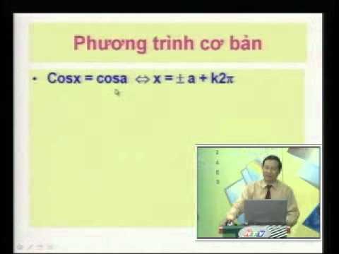 Ôn thi Đại học: Phương trình lượng giác