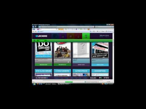 Lockerz Tutorial ~ Free Prizes Free Invites Easy Fast Points Big Rewards Xbox Lockerz.com Play Games from YouTube · Duration:  2 minutes 4 seconds