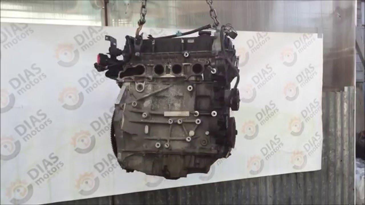 Контрактный бу двигатель AODA (AODB) на Ford Focus 2 и C-Max, 2.0л Duratec