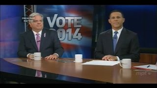 The 2nd State of Maryland Gubernatorial Debate presented by Mobtown Meat Snacks