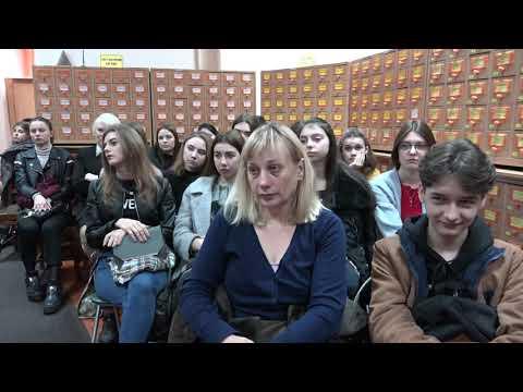 ТРК РИТМ: Рівненська журналістка провела майстер-клас для студентів