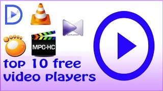 top 10 free video players for pc 2016 !! top 5 video players for windows 2017