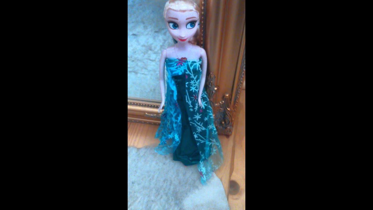 f3d3e582dd7 Laulev nukk Elsa - YouTube