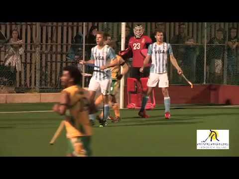 Hockey SA vs ARG @ Riverside Second Half