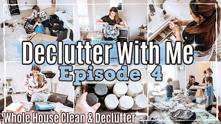 MASSIVE! WHOLE HOUSE DECLUTTER WITH ME (before moving) ✻ DECLUTTER ORGANIZE & CLEAN WITH ME 2021
