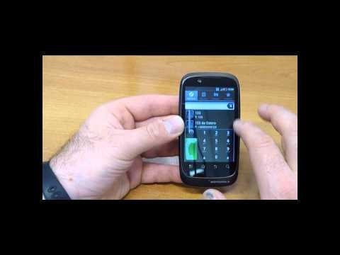 Presa di contatto Motorola Fire XT