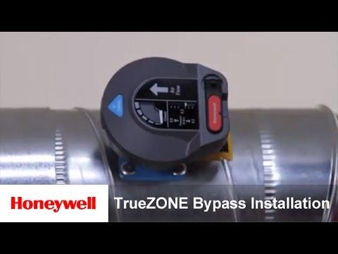 TrueZONE Bypass Installation Video | Training | Honeywell