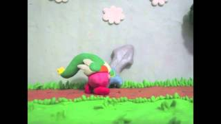 Kirby's Return to Dreamland REMAKE (Claymation)