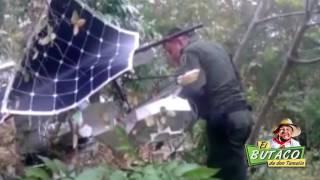 Cayó satélite de Google en el Tolima