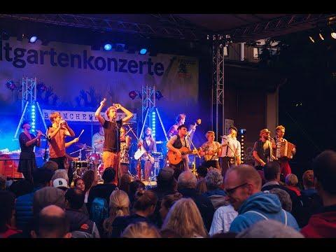 Blümchenknicker - Hausbesuch (LIVE@Stadtgartenkonzerte, Bonn; 01. September 2017)
