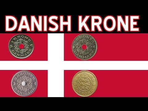 WORLD COINS DENMARK DANISH KRONE