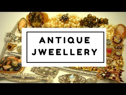 Latest antique jewellery designs 2017