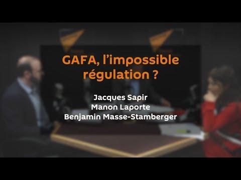 GAFA : « Si c'est gratuit, c'est vous le produit » | J. SAPIR | M. LAPORTE | B. MASSE-STAMBERGER