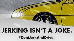 South Dakota Hwy Patrol; Don't Jerk & Drive