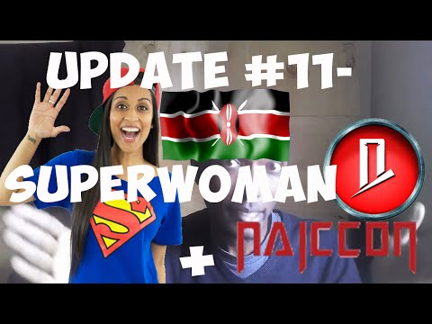 UPDATE #11 | Superwoman in Kenya, 4th NAICCON, KINGS, Xbox One Kenya Event, YouTube studio & more