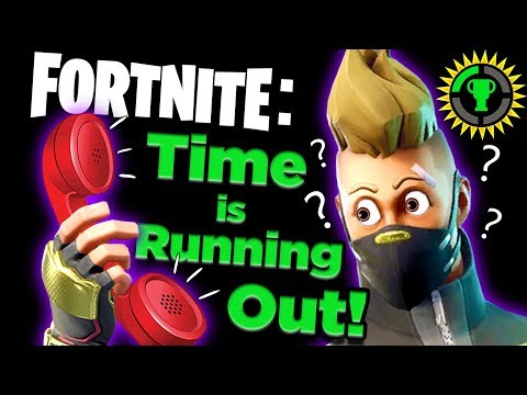 Game Theory: The RACE to Solve Fortnite's Season 5 Unsolved MYSTERY! (Fortnite Battle Royale) thumbnail