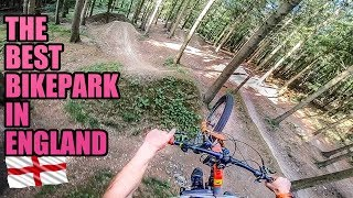 THE BEST BIKEPARK IN ENGLAND AND ALL ITS TRAILS!
