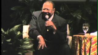 Rev. Dr. Mack King Carter speaks at 2012 Samuel DeWitt Proctor Conference