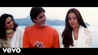 Jeena Hai Kis Liye - Aetbaar | Amitabh Bachchan | Bipasha Basu | John